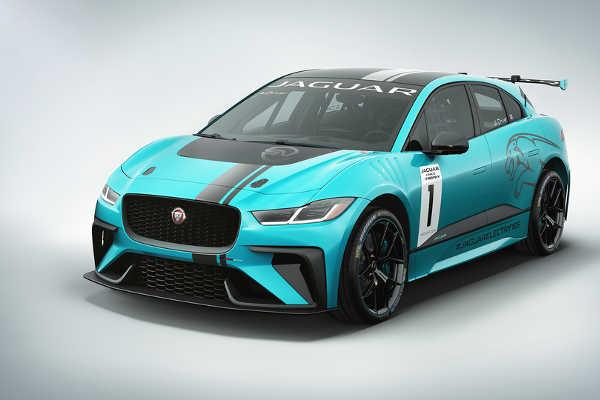 Jaguar i-Pace eTrophy 2017