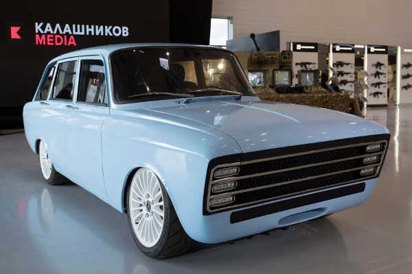 Kalaschnikow CV-1