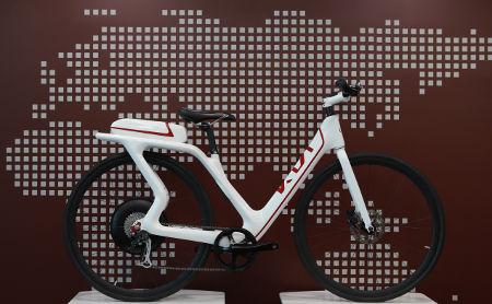 Kia Pedelec Citybike 2014
