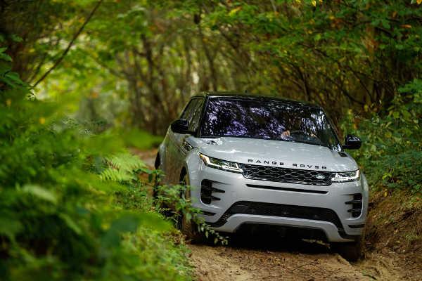 Range Rover Evoque Plug-in-Hybrid 2019