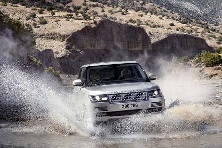 All-New Range Rover MKIV 2013