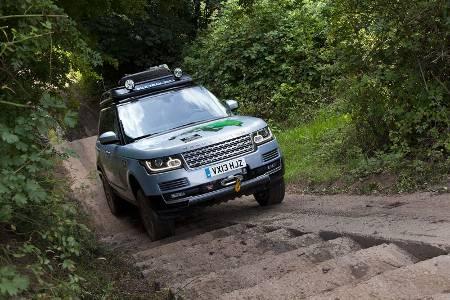 Range Rover Hybrid Seidenstraße