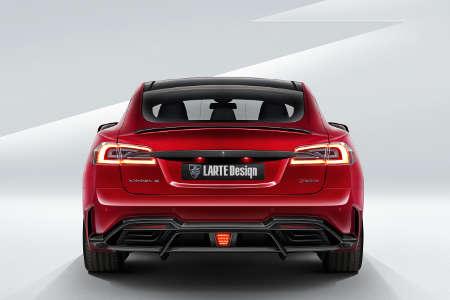 Tesla Model S by Larte Design