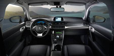 Lexus CT 200h Business Edition