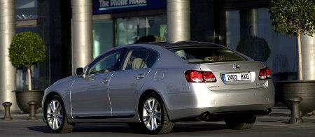 Lexus GS 450h 2005