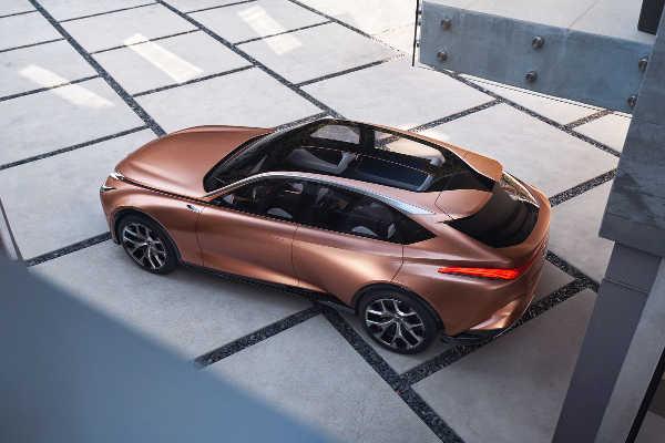 Lexus LF-1 Limitless NAIAS 2018