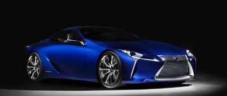 Lexus LF-LC Sydney 2012