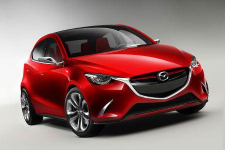 Mazda Hazumi 2014