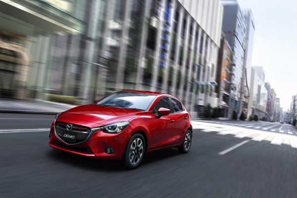 Mazda2 III 2014