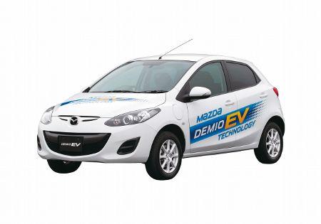 Mazda2 EV/Mazda Demio EV