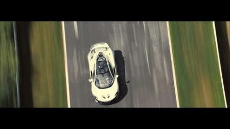 McLaren P1 Nordschleife Nürburgring