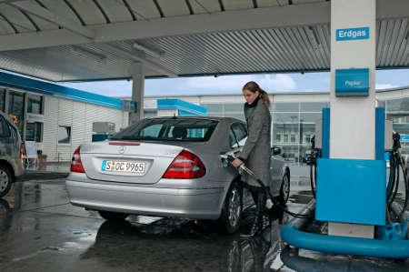 Mercedes E-Klasse Erdgas