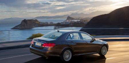 Mercedes-Benz E-Klasse E 300 BlueTEC Hybrid Facelift 2013