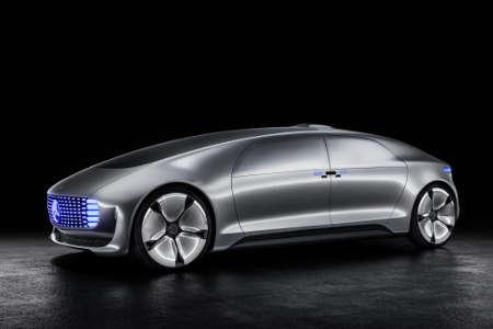 Mercedes F 015 Luxury