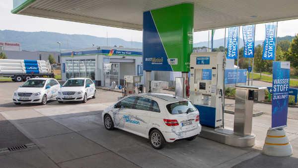 H2-Tankstelle Metzingen