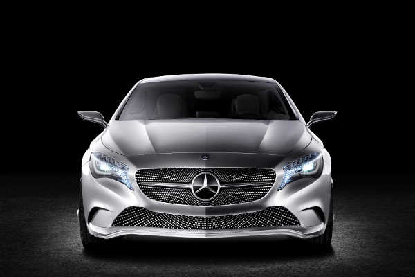 Mercedes A-Klasse Concept 2011