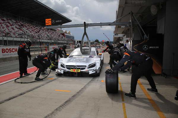 Mercedes DTM 2017
