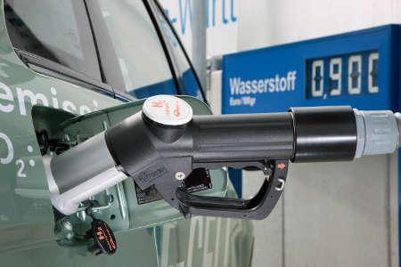 Daimler Wasserstoff