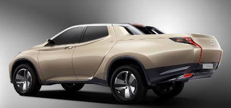 Mitsubishi GR-HEV Genf 2013