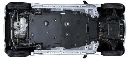 Mitsubishi i-MiEV Technology
