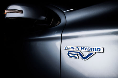 Mitsubishi Plug-in-Hybrid