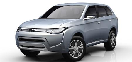 Studie Mitsubishi PX-MiEV II