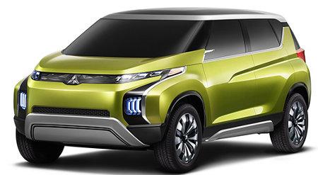 Mitsubishi Concept AR-PHEV