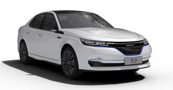 NEVS 9-3 Concept 2017