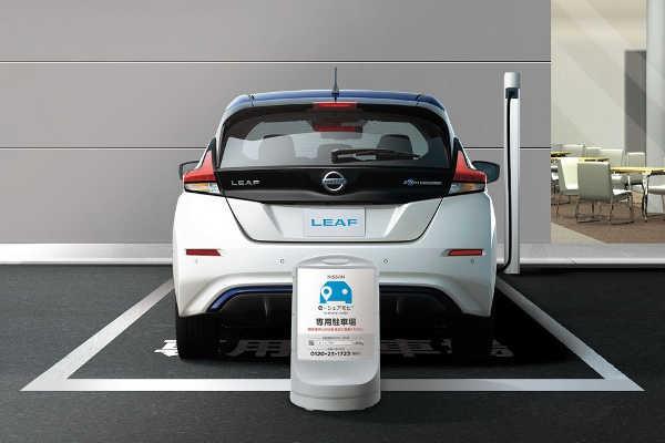 Nissan Carsharing e-share mobi