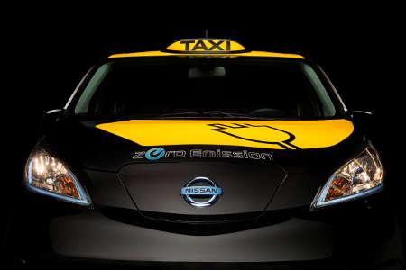 Nissan e-NV200 Taxi