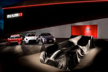 Nissan GT-R LM Nismo WEC Le Mans 2015