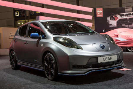Nissan Leaf Nismo 2014