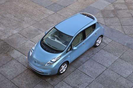 Nissan Leaf Studie 2010