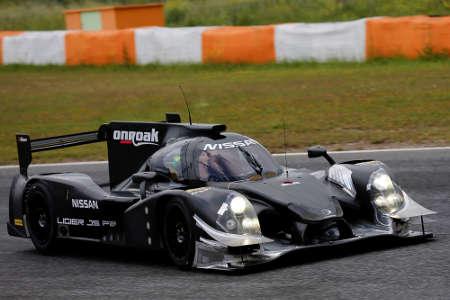 Ligier JS P2 Nissan 2014