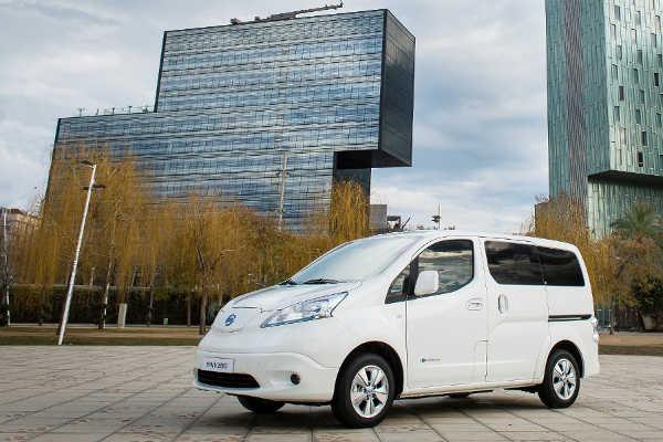Nissan e-NV200 40 kWh 2018