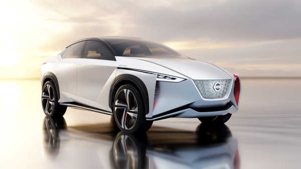 Nissan IMx Concept Tokyo Motor Show 2017