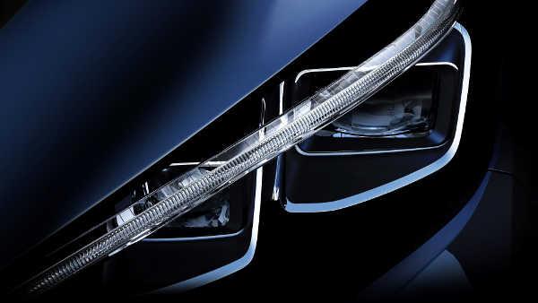 Nissan Leaf II Teaser