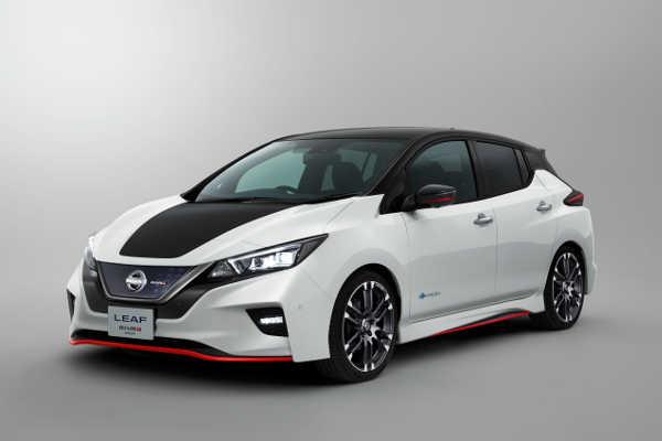 Nissan Leaf Nismo Tokyo Motor Show 2017