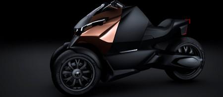Concept Scooter ONYX Pariser Autosalon 2012
