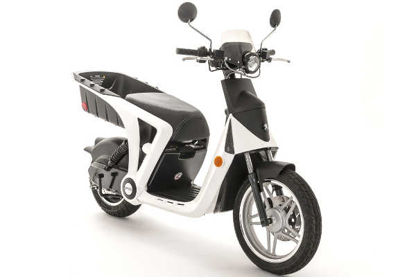 Peugeot Genze E-Scooter