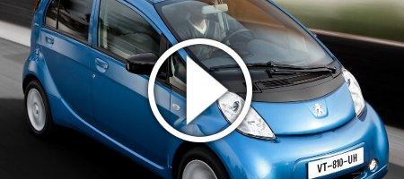 Peugeot iOn im Praxistest