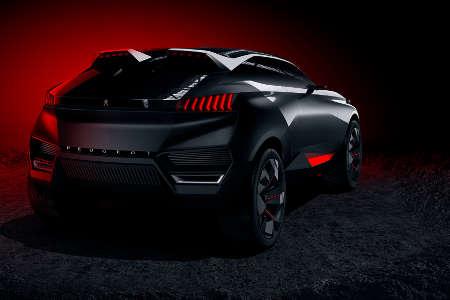 Peugeot Quartz 2014