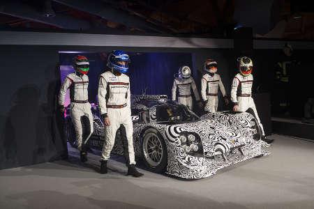 Porsche 919 hybrid LMP1 2014