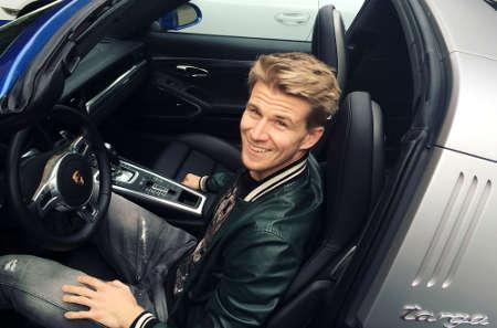Niko Hülkenberg Porsche