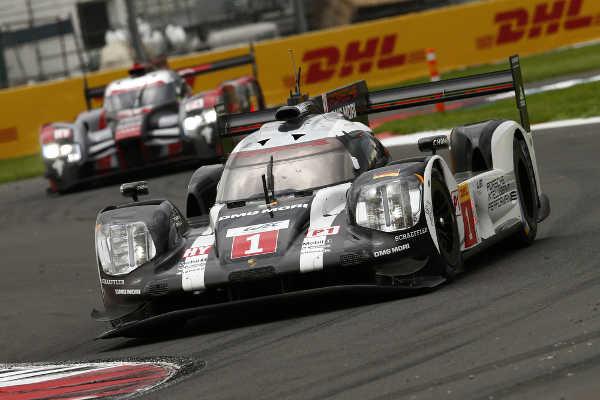 WEC Mexiko Porsche #1