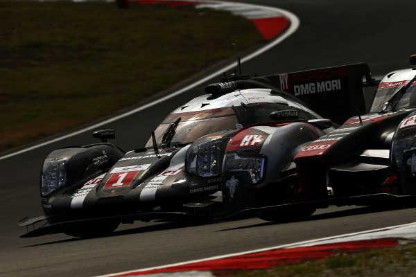 WEC 6h Nürburgring 2016 Porsche Audi