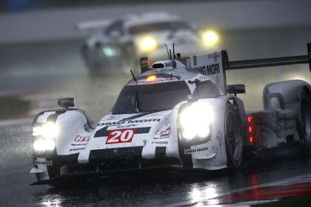 Porsche WEC 6 Stunden von Silverstone 2014