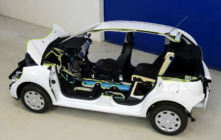 PSA Peugeot Citroen Air Hybrid