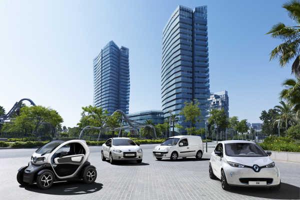 Renault Elektroautos 2012