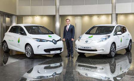 Renault-Nissan-Allianz Elektroauto 250.000